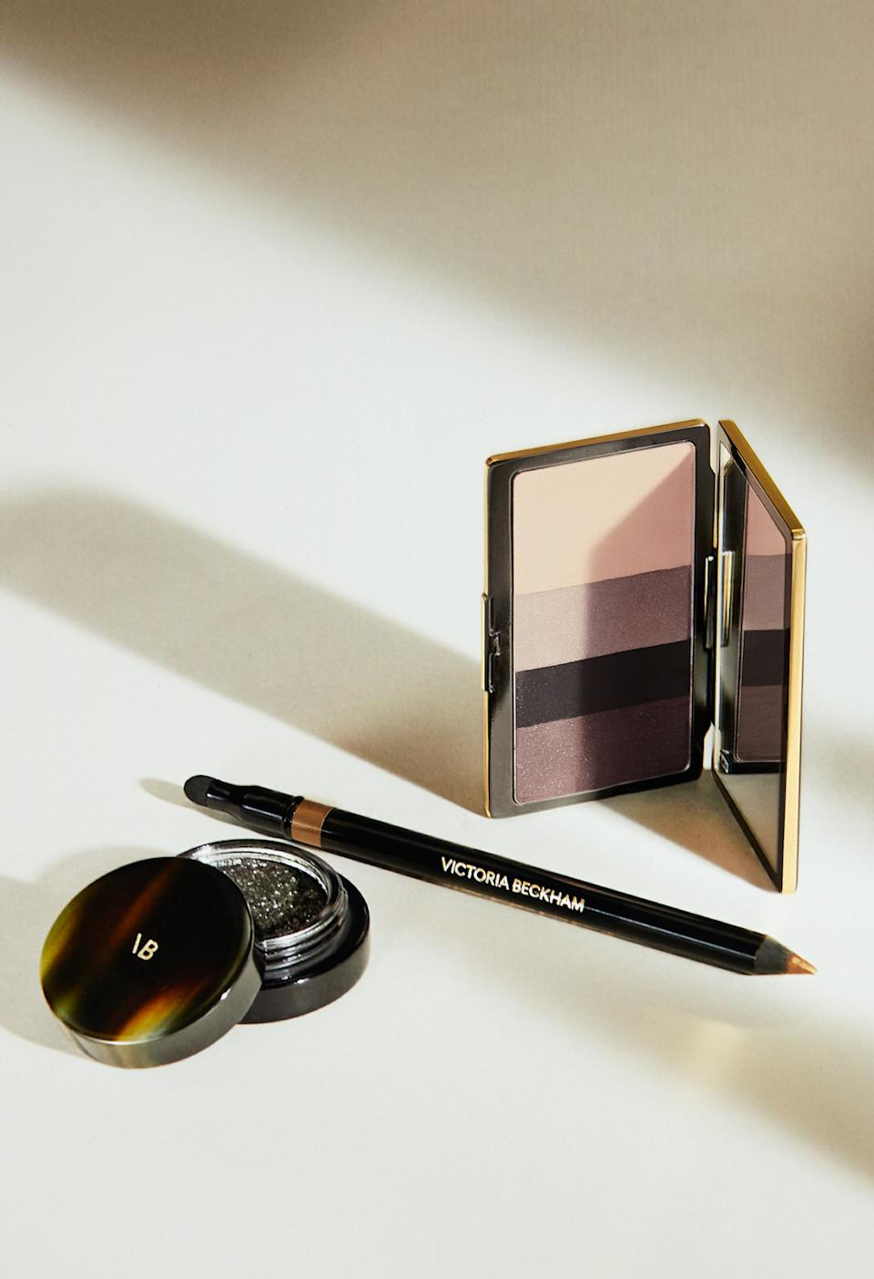 The Victoria Beckham Beauty collection features a selection of eye products [Photo: Victoria Beckham Beauty]