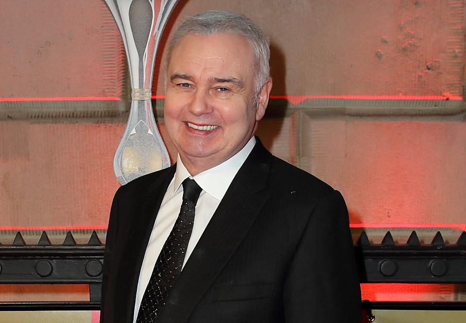Eamonn Holmes' comments sparked over 400 complaints. (Getty Images)