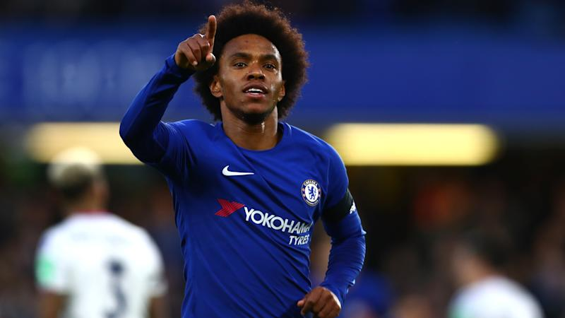 Willian to leave Man Utd & Barca hanging as he lives the dream at Chelsea