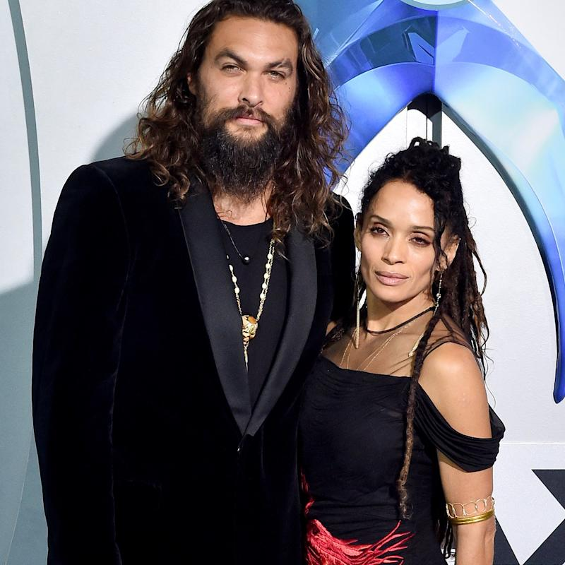 Jason Momoa And Lisa Bonet Give A Crash Course In BoHo