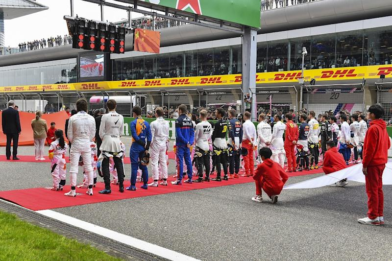 Chinese GP undecided over two races proposal