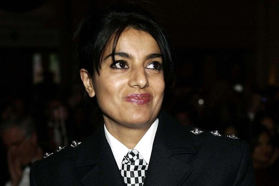 Parm Sandhu, was one the UK's most senior female Asian police officers (PA)