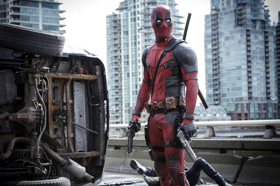 """<p>Deadpool makes an appearance in <em>X-Men Origins: Wolverine</em>, but don't expect him to pal around with Wolverine or Professor X. Instead, actor Ryan Reynolds spun his character off into its own series, which is simultaneously more joke-filled and much more R-rated. This one is not on Disney+, and probably won't be because of its adult-oriented material.</p><p><a class=""""link rapid-noclick-resp"""" href=""""https://www.amazon.com/Deadpool-Ryan-Reynolds/dp/B01BHDDR6M?tag=syn-yahoo-20&ascsubtag=%5Bartid%7C10055.g.34426978%5Bsrc%7Cyahoo-us"""" rel=""""nofollow noopener"""" target=""""_blank"""" data-ylk=""""slk:AMAZON"""">AMAZON</a> <a class=""""link rapid-noclick-resp"""" href=""""https://go.redirectingat.com?id=74968X1596630&url=https%3A%2F%2Fitunes.apple.com%2Fus%2Fmovie%2Fdeadpool%2Fid1078111961&sref=https%3A%2F%2Fwww.goodhousekeeping.com%2Flife%2Fentertainment%2Fg34426978%2Fx-men-movies-in-order%2F"""" rel=""""nofollow noopener"""" target=""""_blank"""" data-ylk=""""slk:ITUNES"""">ITUNES</a></p>"""