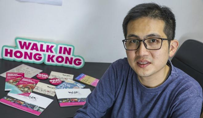 Paul Chan, founder of Walk in Hong Kong walking tour, says most travel agents lack any interest or experience in organising eco-tours. Photo: K.Y. Cheng