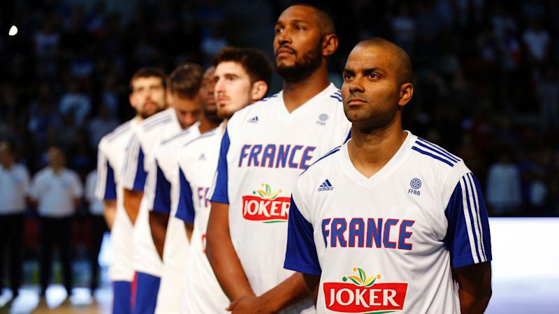 e29b1f2d6 Potential France-Canada clash highlights Olympic basketball qualifiers