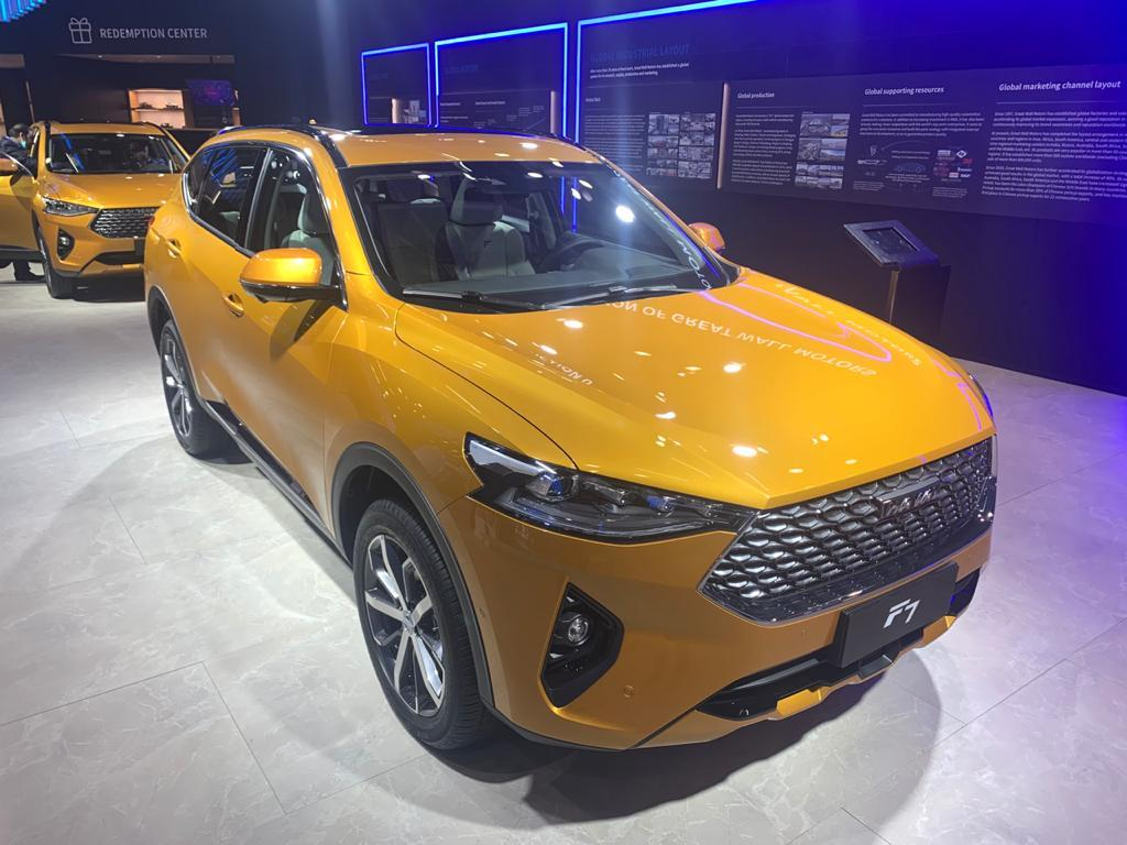This seems to be the ideal SUV for India. The F7 will compete with the likes of the Tucson and Tiguan. It is a sporty crossover with distinct design where the grille is large and wide and the headlamps are neatly placed.
