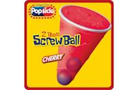 """<p>The most popular ice cream truck treat in Louisiana is the Screwball. For the uninitiated, this is a fruit-flavored ice slushie with a gumball at the bottom. Talk about <a href=""""https://www.thedailymeal.com/cook/nostalgic-childhood-desserts?referrer=yahoo&category=beauty_food&include_utm=1&utm_medium=referral&utm_source=yahoo&utm_campaign=feed"""" rel=""""nofollow noopener"""" target=""""_blank"""" data-ylk=""""slk:childhood treats you forgot existed"""" class=""""link rapid-noclick-resp"""">childhood treats you forgot existed</a>!</p>"""