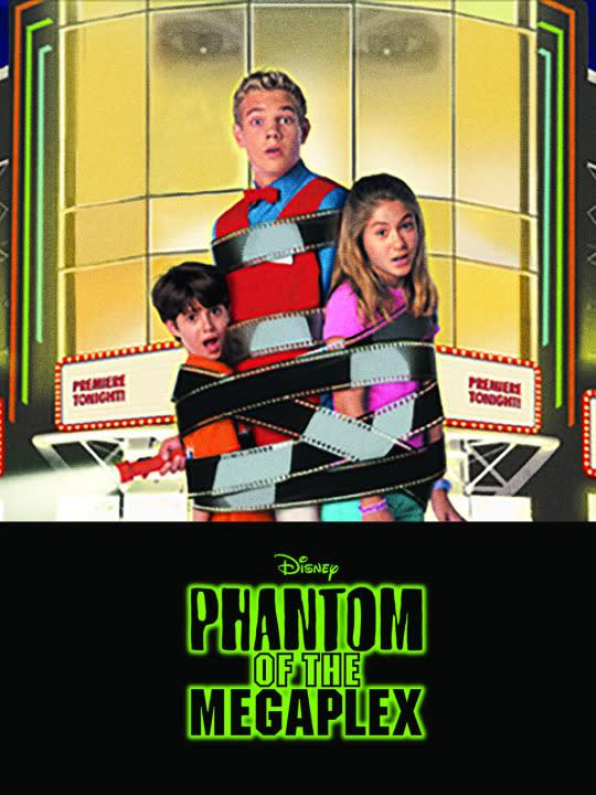 <p>Taylor Handley (Oliver from <i>T</i><em>he O.C.</em>!) stars as a teenager who works at a movie theater where all the movies are haunted! Like <i>Transformers: Dark of the Moon</i>? Haunted.<i> Eat Pray Love</i>? HAUNTED.<br><br><em>(Credit: Disney Channel)</em> </p>