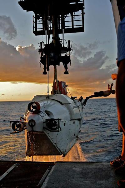 Alvin, which can ferry three people into the deep sea, has made 4,664 dives in its 50-year century career.