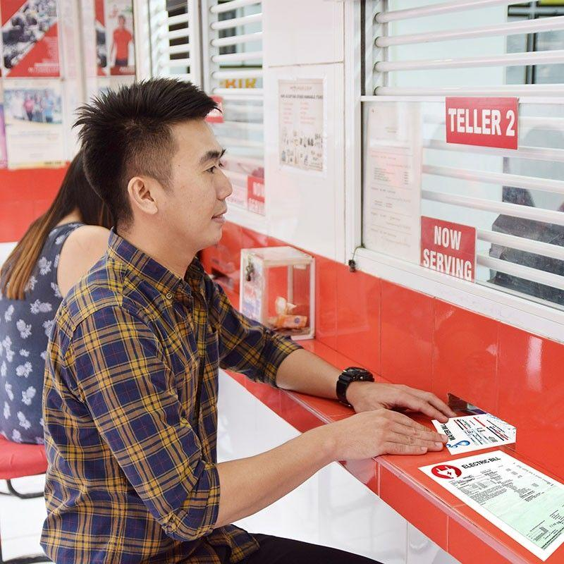 M Lhuillier offers a convenient way to pay your bills