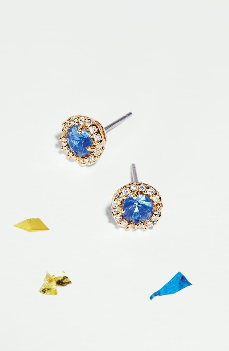 "<p>These <a href=""https://www.popsugar.com/buy/Kate-Spade-New-York-Sparkle-Stud-Earrings-519610?p_name=Kate%20Spade%20New%20York%20That%20Sparkle%20Stud%20Earrings&retailer=shop.nordstrom.com&pid=519610&price=48&evar1=fab%3Aus&evar9=44353153&evar98=https%3A%2F%2Fwww.popsugar.com%2Ffashion%2Fphoto-gallery%2F44353153%2Fimage%2F47015403%2FKate-Spade-New-York-That-Sparkle-Stud-Earrings&list1=shopping%2Cnordstrom%2Choliday%2Cgift%20guide%2Clast-minute%20gifts%2Cfashion%20gifts%2Cgifts%20for%20women&prop13=api&pdata=1"" rel=""nofollow noopener"" class=""link rapid-noclick-resp"" target=""_blank"" data-ylk=""slk:Kate Spade New York That Sparkle Stud Earrings"">Kate Spade New York That Sparkle Stud Earrings</a> ($48) come in several pretty shades.</p>"