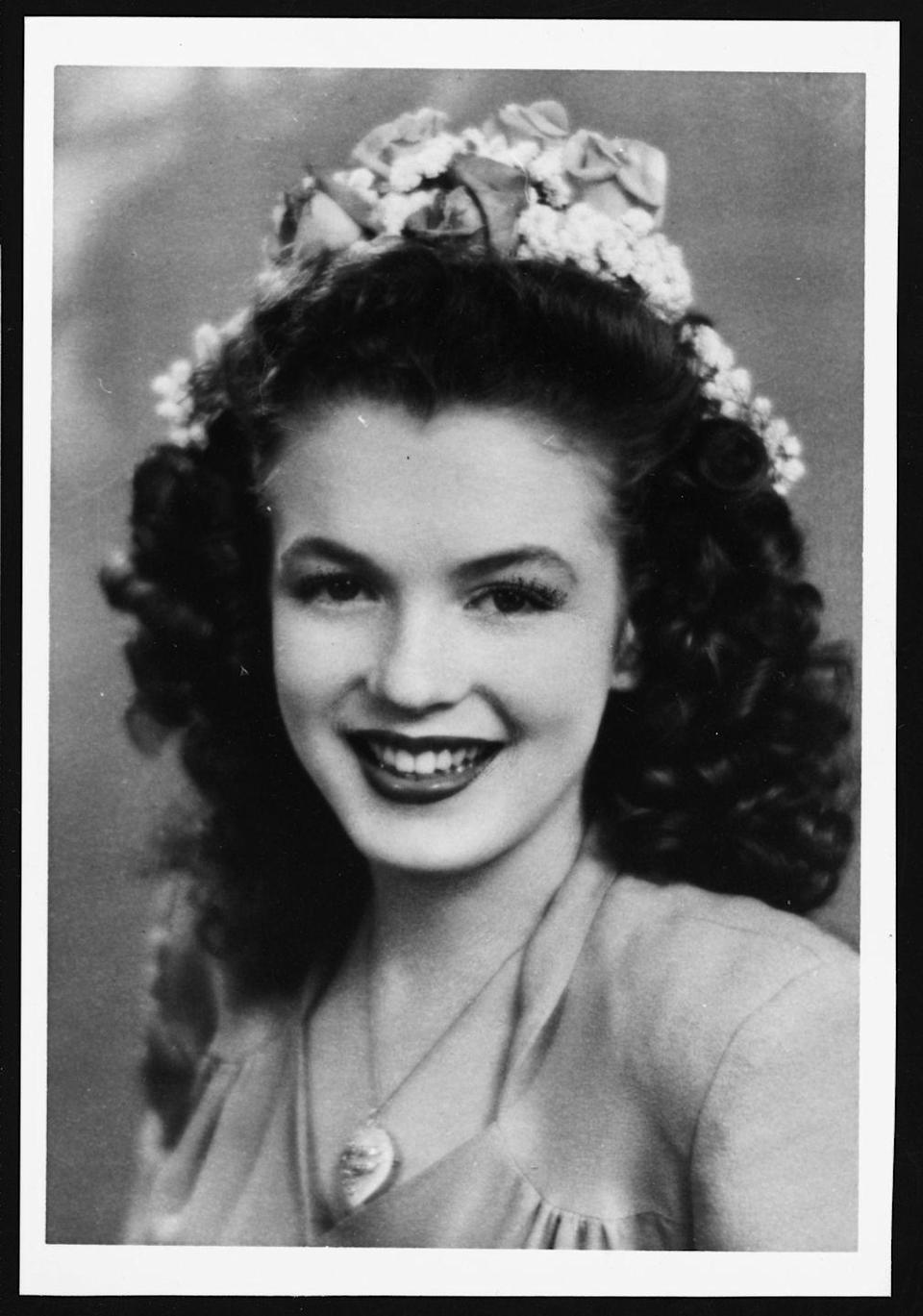 """<p>Before she became the world's most famous blonde bombshell, Monroe, born Norma Jeane, was a brunette with a dream. The starlet broke out in the 1950s after landing roles in <em>Gentlemen Prefer Blondes</em> and <em>How to Marry a Millionaire</em>.</p><p><strong>RELATED: </strong><a href=""""https://www.goodhousekeeping.com/life/g36106327/marilyn-monroe-final-interview/"""" rel=""""nofollow noopener"""" target=""""_blank"""" data-ylk=""""slk:16 Things We Learned About Marilyn Monroe From Her Final Interview"""" class=""""link rapid-noclick-resp"""">16 Things We Learned About Marilyn Monroe From Her Final Interview</a></p>"""