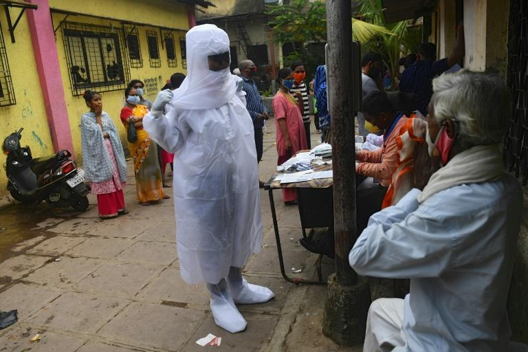 India's economy has been devastated by the coronavirus epidemic, but the government has announced plans for loans to encourage spending