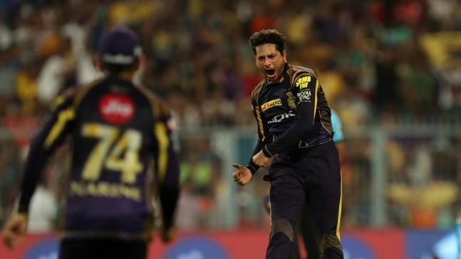 Kuldeep is currently ranked 3rd in ODI and T20I bowler rankings
