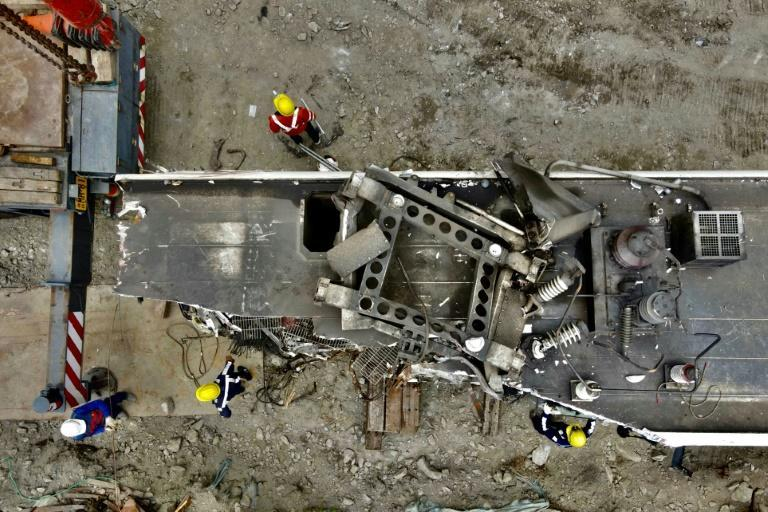Investigators said the driver of the train, who died in the crash, had done everything he could to avoid the collision