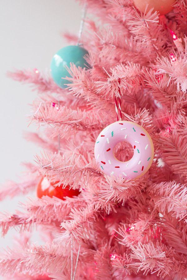 "<p>Is it unconventional? Totally. Are we obsessed? A million percent. </p><p>See more at <a href=""https://studiodiy.com/2013/12/18/diy-donut-ornaments/"" rel=""nofollow noopener"" target=""_blank"" data-ylk=""slk:Studio DIY!"" class=""link rapid-noclick-resp"">Studio DIY!</a>.</p>"