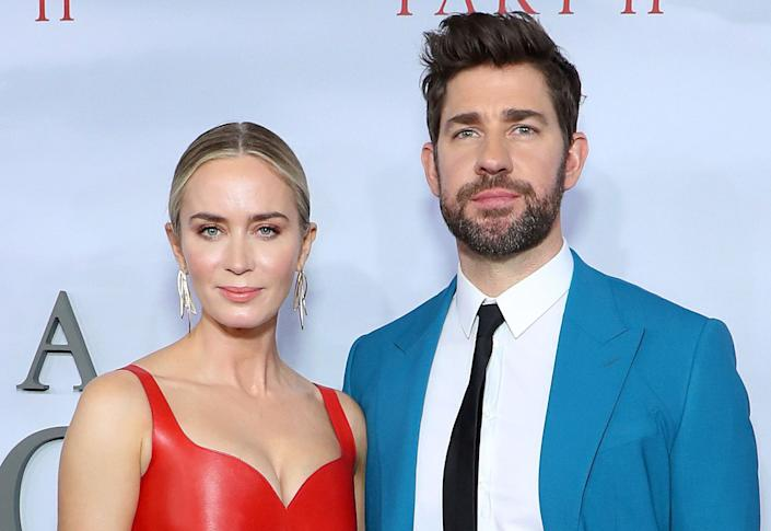 Not Sue Storm and Reed Richards. (Photo: Arturo Holmes via Getty Images)