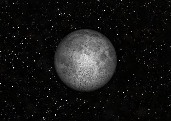 Full Moon Rises Tonight on Eve of Fourth of July