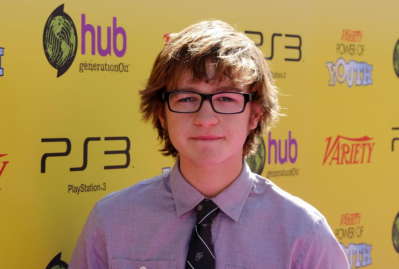 """<p>Angus T. Jones - who may be better known as Jake Harper from <strong>Two and a Half Men</strong> - spent a decade of his life on the set of the long-running sitcom, and after the show's second-to-last season, Jones decided to depart the series, as he could no longer reconcile his faith and the sitcom. Jones went on to enroll at the University of Colorado at Boulder as an environmental studies major, later switching majors to Jewish studies. Now Jones works on the management side of a company called Tonite, which is run by <a class=""""sugar-inline-link ga-track"""" title=""""Latest photos and news for Diddy"""" href=""""https://www.popsugar.com/Diddy"""" target=""""_blank"""" data-ga-category=""""Related"""" data-ga-label=""""https://www.popsugar.com/Diddy"""" data-ga-action=""""&lt;-related-&gt; Links"""">Diddy</a>'s son Justin. Though <a href=""""http://people.com/tv/why-angus-t-jones-left-faith-based-organizations-slowly-returning-acting/"""" target=""""_blank"""" class=""""ga-track"""" data-ga-category=""""Related"""" data-ga-label=""""http://people.com/tv/why-angus-t-jones-left-faith-based-organizations-slowly-returning-acting/"""" data-ga-action=""""In-Line Links"""">he's on an indefinite acting hiatus</a>, he's not entirely against the idea of returning to acting eventually. """"The door is definitely still open for me to do that, but I'm taking things slowly,"""" Jones told <strong>People</strong> in 2016. """"But I'm kind of liking the ability to travel and to move around at a moment's notice and not have to be in one spot for years at a time.""""<br></p>"""