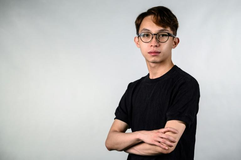 Hong Kong activist Figo Chan became a key figure within -- and later led -- the Civil Human Rights Front which organised some of the massive pro-democracy rallies in 2019