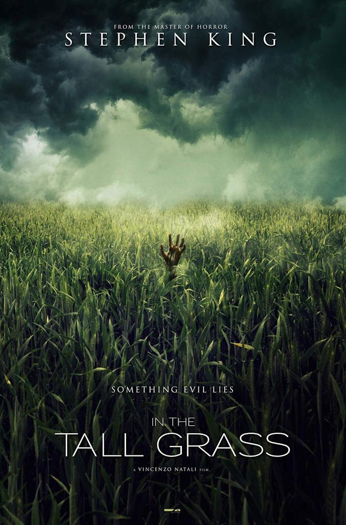 <p>Netflix has bagged the movie rights to this 2012 horror tale written by King and his son, Joe Hill. Director Vincenzo Natali (<i>Cube</i>, <i>Splice</i>) is directing from his own script and James Marsden is reportedly in talks to star, in a production that should start shooting imminently. </p><p>The film sees Cal join his sister on a cross country road trip when Becky finds out she's pregnant. The siblings stop to offer aid to a voice crying out from a field of grass. </p>