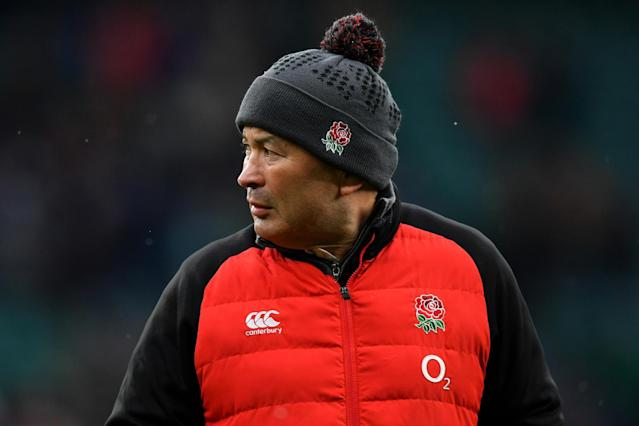 England stand by Eddie Jones despite disappointing Six Nations campaign