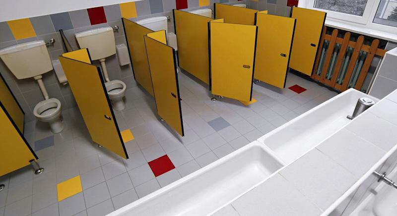 Students at the Harris Academy will not be allowed to use the toilet unattended during lesson time. [Photo: Getty]