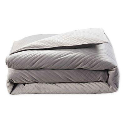 """<h2>BlanQuil Quilted Weighted Blanket</h2> <br>Weighted blankets have undoubtedly been having a moment, and science backs them up. They're thought to bust stress and help you drift off.<br><br><strong>Bath & Body Works</strong> Quilted Weighted Blanket, $, available at <a href=""""https://go.skimresources.com/?id=30283X879131&url=https%3A%2F%2Fwww.bedbathandbeyond.com%2Fstore%2Fproduct%2Fblanquil-quilted-weighted-blanket%2F5319997%3FcategoryId%3D15732"""" rel=""""nofollow noopener"""" target=""""_blank"""" data-ylk=""""slk:Bed Bath & Beyond"""" class=""""link rapid-noclick-resp"""">Bed Bath & Beyond</a><br>"""