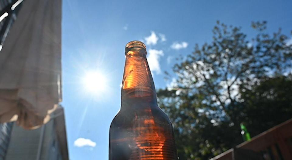 Sun block: The reason beer bottles are brown may surprise you