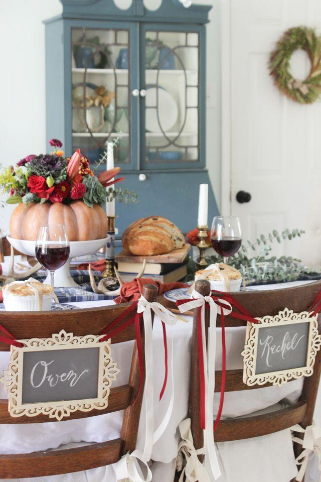 "<p>Or, opt for crafty Thanksgiving chair markers that look elaborate but are actually easy to make.</p><p><a class=""link rapid-noclick-resp"" href=""https://www.amazon.com/eBoot-Rectangle-Chalkboard-Label-Message/dp/B01CQQT4KW/?tag=syn-yahoo-20&ascsubtag=%5Bartid%7C10050.g.2063%5Bsrc%7Cyahoo-us"" rel=""nofollow noopener"" target=""_blank"" data-ylk=""slk:SHOP CHALKBOARD FRAMES"">SHOP CHALKBOARD FRAMES</a></p>"