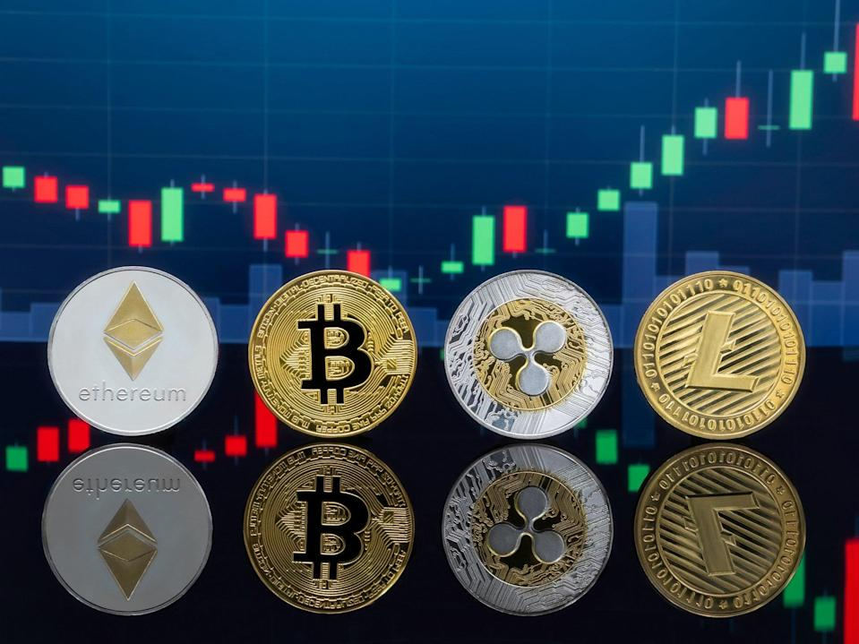 <p>Bitcoin, ethereum and other leading cryptocurrencies bounced back on 9 June, 2021, after El Salvador officially recognised crypto as legal tender</p> (Getty Images)