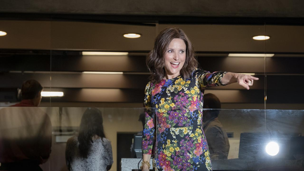 """In a time of political turmoil, Selina Meyer was the shameless, power-hungry antihero we loved to watch. She shattered the glass ceiling along with our hopes and dreams each episode with a quick wit and profane tongue. The <a href=""""https://www.glamour.com/story/veep-series-finale?mbid=synd_yahoo_rss"""">series finale</a> was heralded as nearly perfect–satisfying the audience and giving the character all that she deserved. Watch President Meyer's last chapter on <a href=""""https://fave.co/2Pq9iGo"""" rel=""""nofollow"""" target=""""_blank"""">HBO</a> or the <a href=""""https://apps.apple.com/us/app/hbo-go-stream-with-tv-package/id429775439"""" rel=""""nofollow"""" target=""""_blank"""">HBO Go app</a>."""