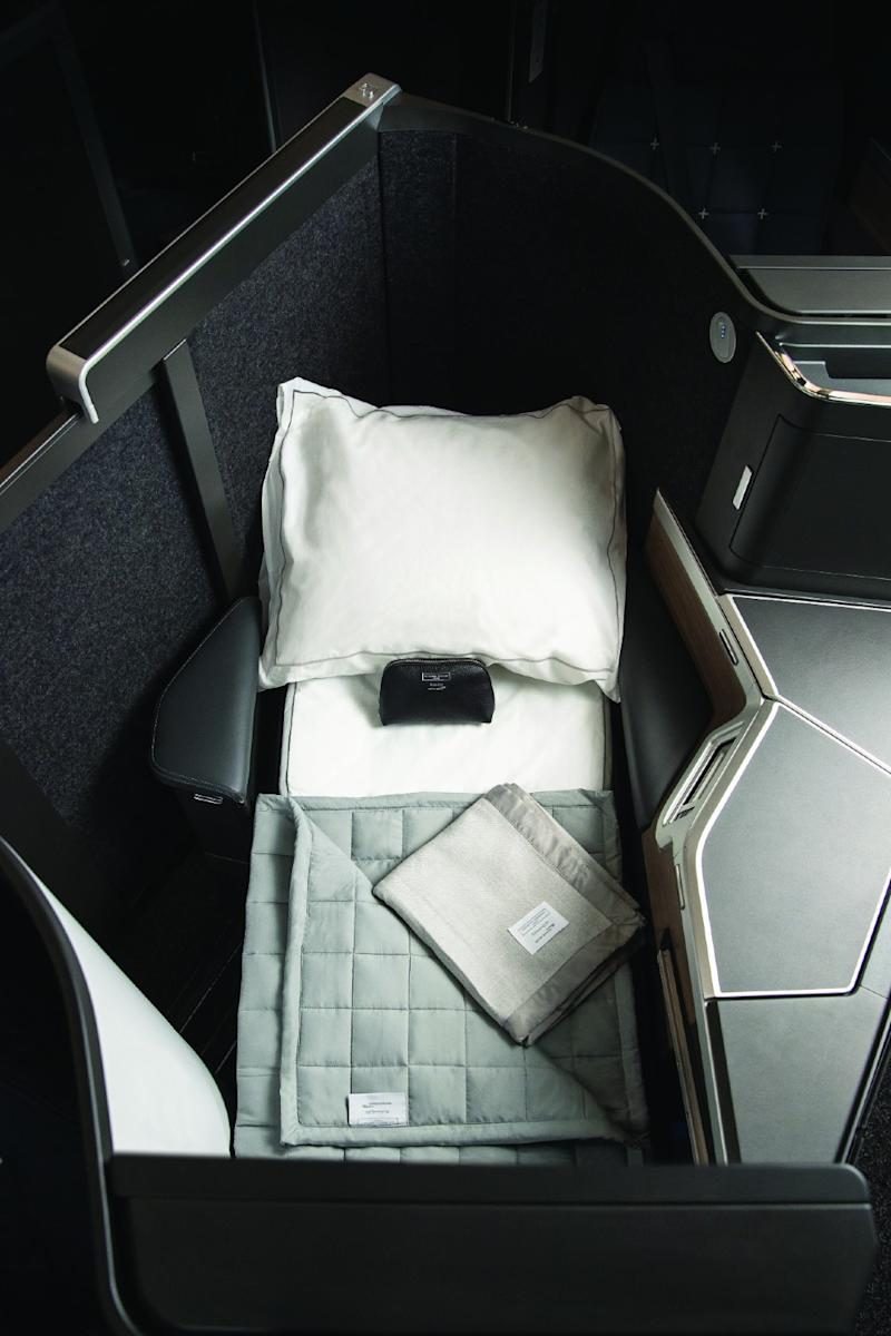 "British Airways Introduces Business Class ""Club Suites"" With Closing Doors"