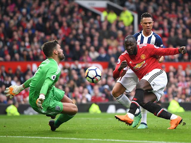 Manchester United vs West Brom LIVE: City winning the Premier League as it stands - latest updates
