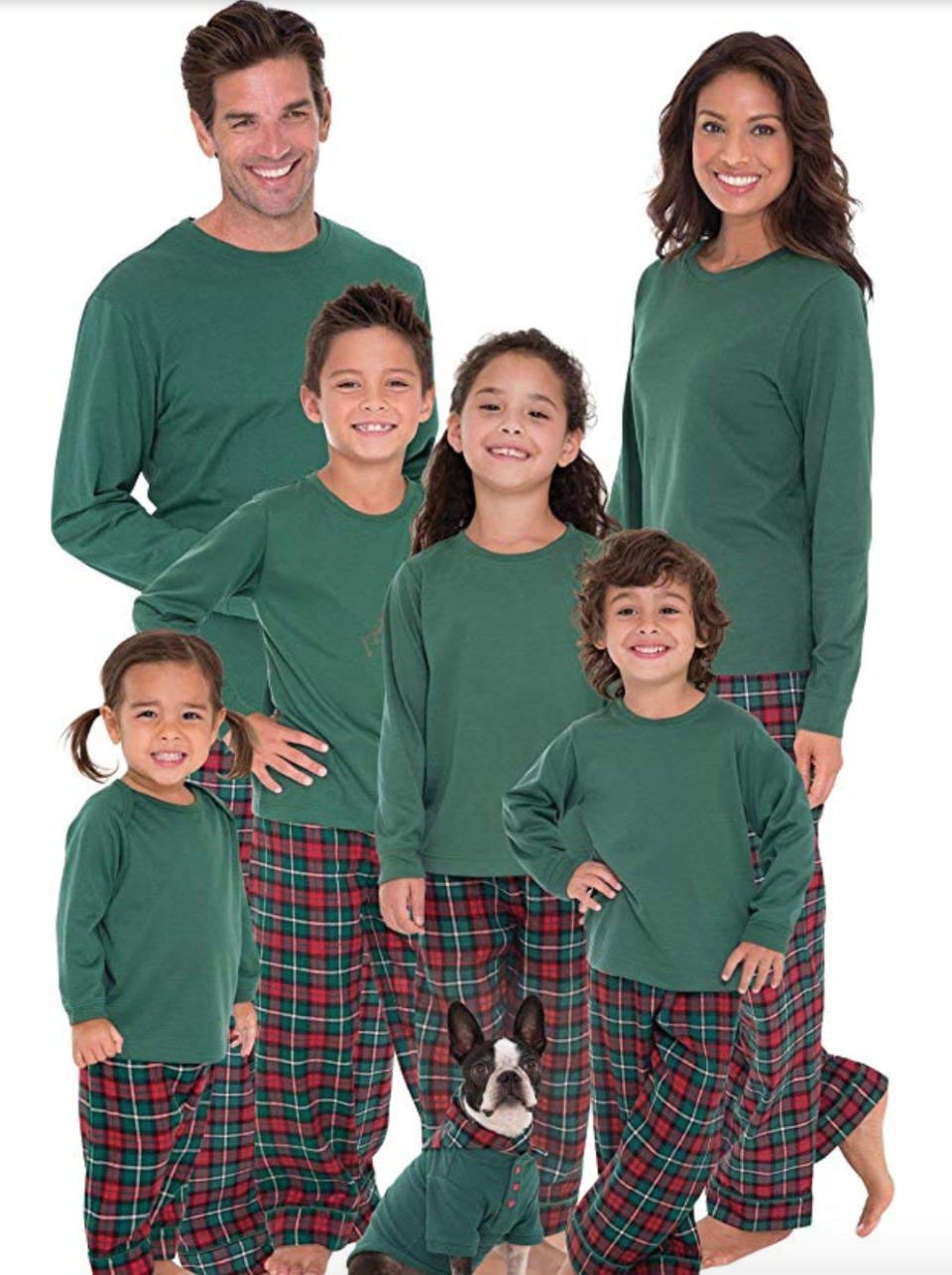 """<p><strong>PajamaGram</strong></p><p>Starting from $17</p><p><a href=""""https://www.amazon.com/dp/B01F9D9C3I?tag=syn-yahoo-20&ascsubtag=%5Bartid%7C10055.g.4946%5Bsrc%7Cyahoo-us"""" rel=""""nofollow noopener"""" target=""""_blank"""" data-ylk=""""slk:Shop Now"""" class=""""link rapid-noclick-resp"""">Shop Now</a></p><p>We love a set of matching PJs that can be worn way before the holidays and way after.</p>"""
