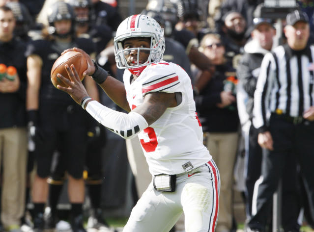 VOD: Former Ohio State QB Kenny Guiton loves dancing to Chingy