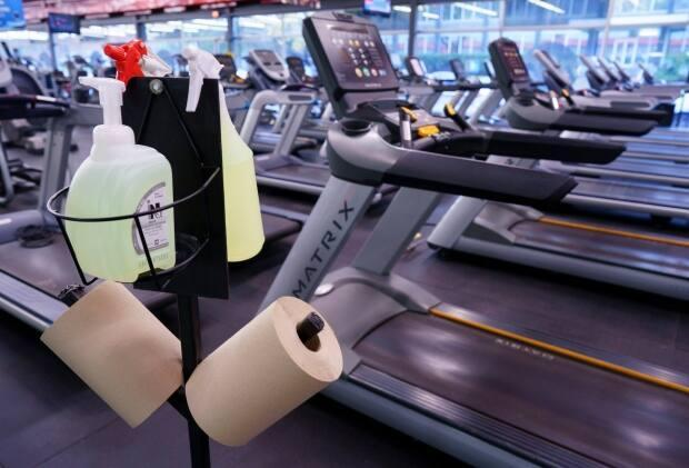 Gyms and fitness facilities are permitted to openwith a maximum capacity of 20 people per room.