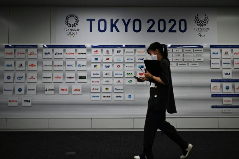 Some 60 local sponsors have ploughed a record $3.3 billion into the postponed Tokyo Games