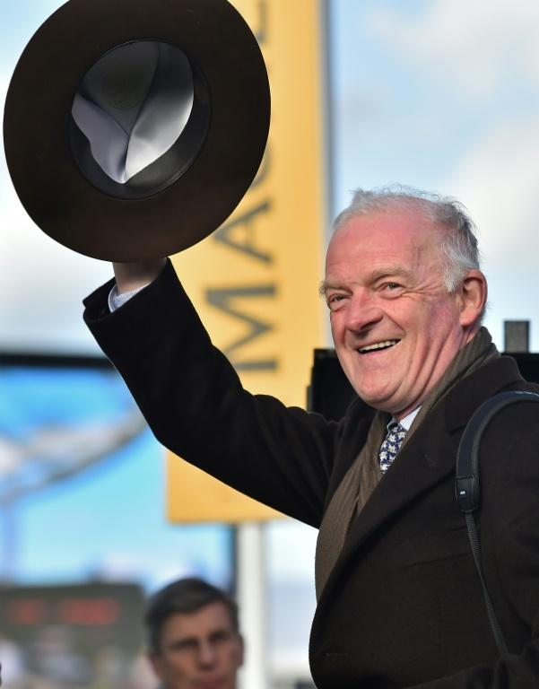 Al Boum Photo's trainer Willie Mullins said he had all but given up hope of winning the Cheltenham Gold Cup and now cannot believe his champion could emulate Irish legend Arkle in winning three successive editions
