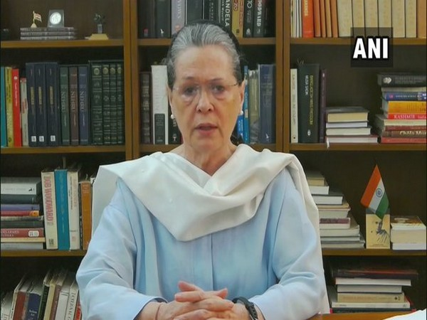 Congress interim president Sonia Gandhi (File Photo/ANI)