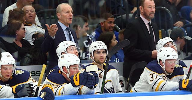 Time to figure out which lineup configuration makes more sense for the Sabres