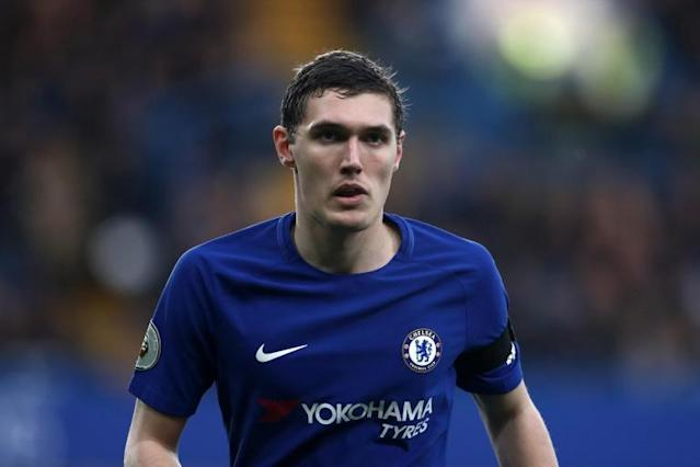 Chelsea's Andreas Christensen sent home from Denmark squad due to 'fatigue'