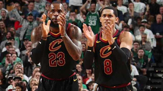 LeBron's New Cast Spoils Paul Pierce's Jersey Retirement Night in Blowout Over Celtics