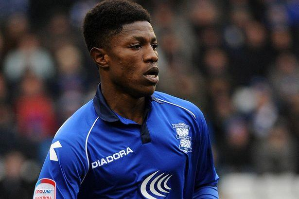 The Blues manager says the Ghanaian needs to leave in order to get more playing time