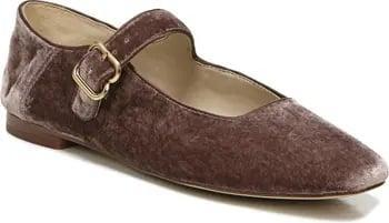 <p>Rocked a pair of Mary Janes in the '90s? Well - if these <span>Sam Edelman Michaela Mary Jane Flats</span> ($130) are any indication - the cute style is officially making its way into your 2021 wardrobe. (This time, Mary Janes have a plush, velvety finish.)</p>
