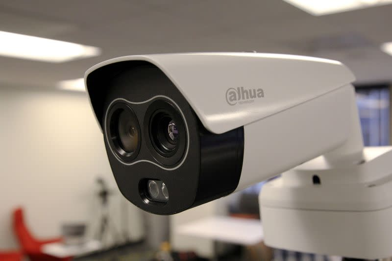 Amazon turns to Chinese firm on U.S. blacklist to meet thermal camera needs