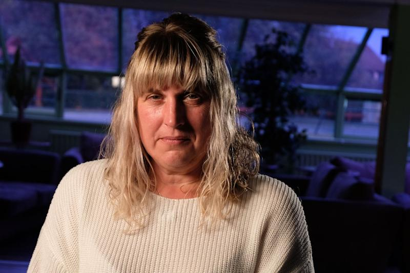 Sharon Gilbert spoke about the case for the first time (Channel 5)