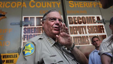 Maricopa County Sheriff Joe Arpaio is running for his seventh term. (Photo: Time Magazine Videos)