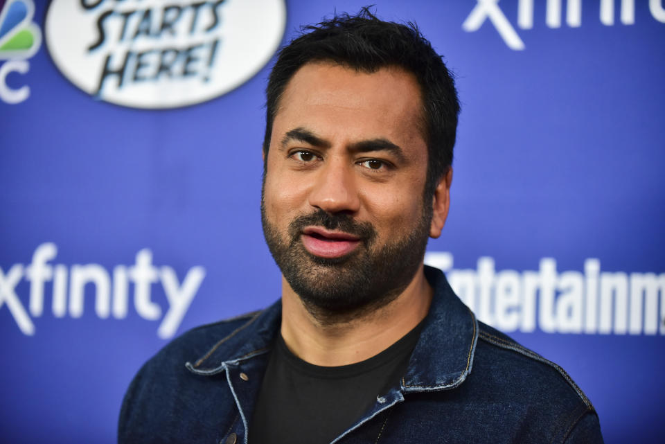 LOS ANGELES, CALIFORNIA - SEPTEMBER 16: Kal Penn attends NBC's Comedy Starts Here at NeueHouse Hollywood on September 16, 2019 in Los Angeles, California. (Photo by Rodin Eckenroth/FilmMagic)