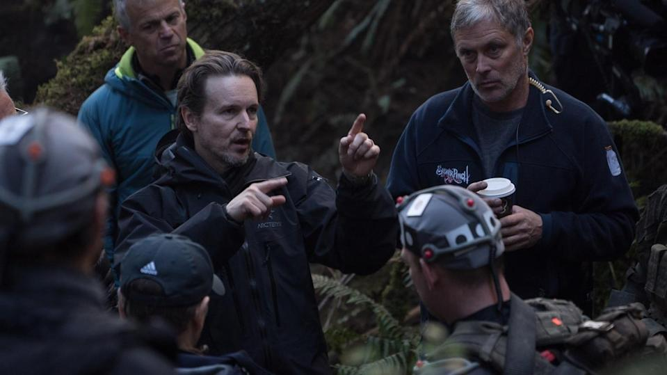 Director Matt Reeves, who is set to direct and write The Batman